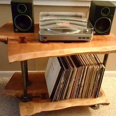 Industrial Furniture Entertainment Stand Victoria City