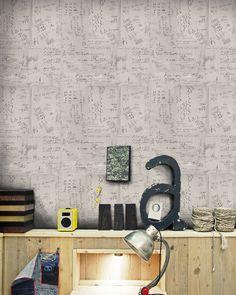 Sarja: Math tapettipaneeli Valmistaja: Mindthegap Mallisto: Mind the Gap VOL 1 Materiaali: non-woven Leveys: 3 x 52 cm Rulla pituus: 3 m Kuviokohdistus: Suora Kuviokorkeus: 52 cm Math Wallpaper, Cool Wallpaper, Pattern Wallpaper, Bathroom Wallpaper, Eclectic Design, Interior Design, Neutral Wallpaper, Mind The Gap, Antique Illustration
