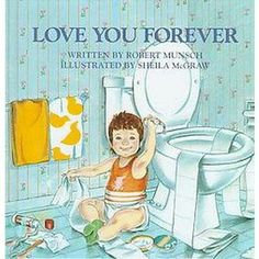 Love You Forever (Hardcover) $9.34  {One of my favorite books as a kid <3 Can't wait to read it to my own someday.}