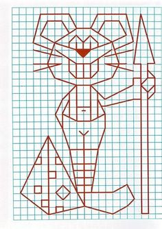 Album Archive - A négyzetháló varázsa Graph Paper Drawings, Graph Paper Art, Blackwork, Zentangle, Baby Drawing, Geometry Art, Tangle Patterns, Art Sketchbook, Colorful Pictures