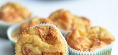 Pannenkoekmuffins - Uit Paulines Keuken