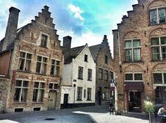 Città delle Fiandre, Bruges centro storico http://www.viaggiaescopri.it/citta-delle-fiandre-anversa-bruges/