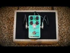 TC Electronic HyperGravity Compressor   Pedal of the Day