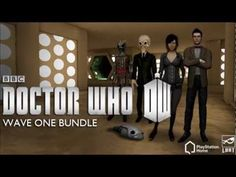 """❥•.¸ᶫᵒᵛᵉ ĐØĆŦტŘ ŴĦظ.•'[idk]'•.¸*[]*  .♥♥.  . Thru this You can See All the Games out there of 'Dr Who"""" .. Doctor Who PS Home trailer 1 - Doctor Who"""