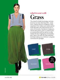 grass + cadet/stone/blue gray/magenta