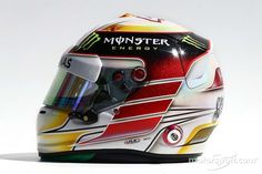 Lewis Hamilton, Mercedes AMG F1 (2014) - side