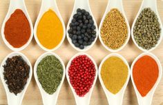 9 spices with holistic properties