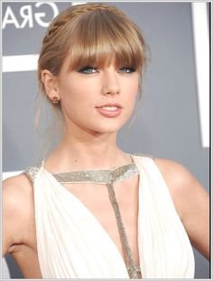 Taylor Swift Hair At Grammys 2013