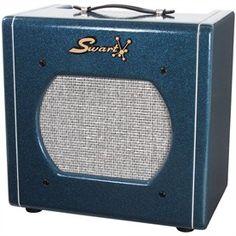 Price: $1,550.00 --- Swart STR-Tremolo Amp - Ocean Sparkle