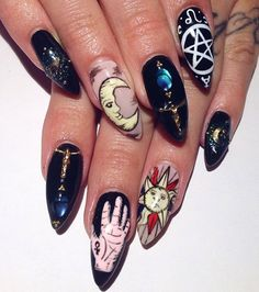 My kind of nails.
