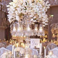 Dior table setting