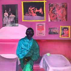Royal College Of Art, Instagram Artist, Afro Art, Black Artists, African American Art, Light And Shadow, Figurative Art, Online Art, Home Art