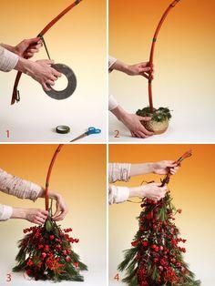 На Рождество принято держать двери открытыми, чтобы за щедро накрытым столом отпраздновать с друзьями этот замечательный праздник, поделиться радостью...