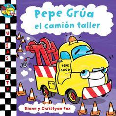 bujias city: pepe grua, el camion taller-christyan fox-diane fox-9788448831226