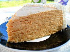 Seguramente esta tarta es conocida por tod@s vosotr@s y la habéis preparado más de una vez e incluso con diferentes rellenos ya que por la r...