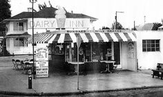 """Downtown St. Pete / I Love the 'Burg : Dairy Inn, """"Almost Famous..."""