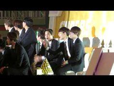 [HD] 141221 [Fancam] EXO - Ailee 'Problem' Reaction @ SBS Gayo Daejun. - YouTube