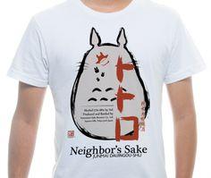 Imagem da camiseta ilustrada Neighbor's Sake  por Alessandro Marano
