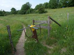 Zuid limburg   Draaipoortje ook wel vlegelke genoemd