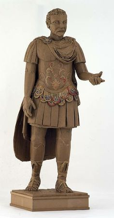 Chris Gilmour, cardboard sculpture