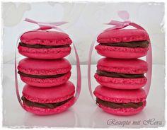 Thermomix - Rezepte mit Herz : Macarons