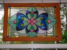 Victorian Symphony - Delphi Stained Glass