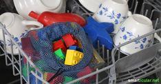 Mehr als Geschirr reinigen - das alles kann in den Geschirrspüler Organization, Home Decor, Coffee Filters, Canning, Getting Organized, Organisation, Decoration Home, Room Decor, Tejidos