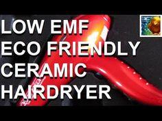 #Hairdryer That's Low #EMF, Ceramic & #Eco-Friendly