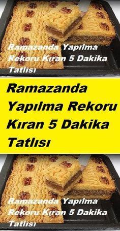 5 Minutes Dessert Breaking Record in Ramadan - Eliza Harris - - Yemek Tarifleri - Resimli ve Videolu Yemek Tarifleri Brownie Desserts, Mini Desserts, 5 Minute Desserts, Pudding Desserts, Delicious Desserts, Dessert Recipes, Yummy Food, Dessert Sans Four, Coconut Dessert