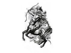 sagittarius tattoo designs for men smEp - pictures, photos, images