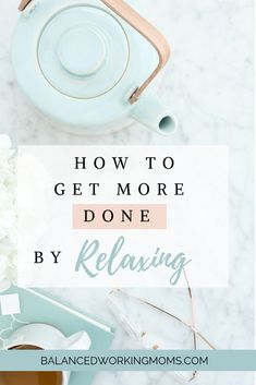 Did you know that you can increase productivity and actually get more done by relaxing! It's true. Read this fun article to learn how to get more done by relaxing. #productivity #timemanagement #naps #relaxing Time Management Tips, Stress Management, Self Development, Personal Development, Digital Bullet Journal, Ways To Relax, Relax Tips, Relaxation Techniques, Self Care Routine