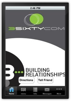 3sixty.com Mobile app solutions