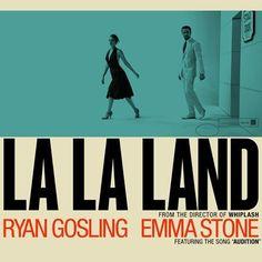 La La Land: Original Motion Picture Soundtrack Various Artists Colored Vinyl LP December 16 2016 Pre-order