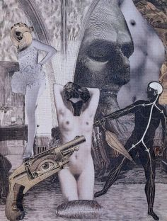 Karel Teige. Collage Number 28. 1941.