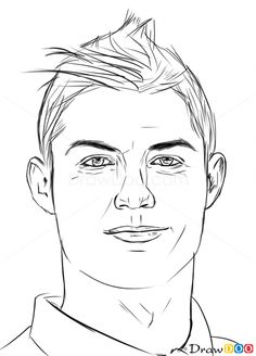 Cristiano Ronaldo Real Madrid Player Dumm Fussball