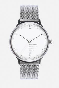 Mondaine Helvetica No 1 Light Watch
