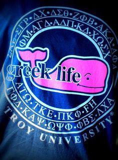 Greek Life t-shirt