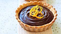 Čokoládovo-pomerančové tartaletky  | Recepty na Prima Fresh Pie, Fresh, Food, Torte, Cake, Fruit Cakes, Essen, Pies, Meals