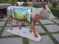 CowParade Prague 2004