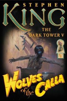 Review of Wolves of the Calla by Stephen King.  10 / 10 - http://jreadinglife.blogspot.com/2017/04/wolves-of-calla-by-stephen-king.html