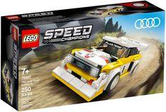 Shop LEGO Speed Champions 1985 Audi Sport quattro 76897 at Best Buy. Ferrari, Lamborghini Huracan, Audi A, Audi Sport, Team 7, Jaguar, Sport Quattro, Construction Lego, Course Automobile