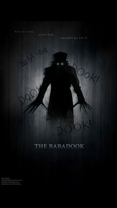 Movies And Series, Tv Series, The Babadook, Horror Artwork, Psychological Horror, Horror Monsters, Scary Movies, Classic Films, Short Film