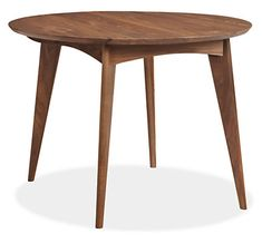 Ventura Round Dining Tables - Modern Dining Tables - Modern Dining Room Furniture - Room & Board