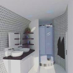 #architect #archilovers #architecture #artist #bathroom #white #shade #gray #interiordesigner #interior #interiordesign #interiors #velux #competition #snakehouse #fancy Competition, Fancy, Interiors, Interior Design, Gray, Bathroom, Architecture, Artist, House