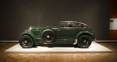 1930 Bentley Speed Six, Gurney Nutting Coupe, Blue Train Special