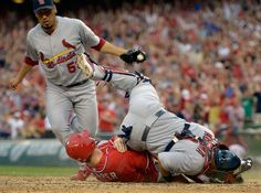 St. Louis steals a 10-9 victory over Washington - The Washington Post