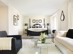 Luxurious Master by Heather Zick Design