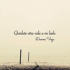 〽️ Quédate otra vida a mi lado. Danns Vega