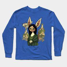 Momo Lisa Long Sleeve T-Shirt