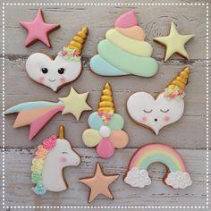 """61 Likes, 10 Comments - Roos Bakt (@roosbakt) on Instagram: """"Op 26 maart mag ik tijdens het Sweeties Cake Event (Thema Unicorn) 2 workshops """"unicorn koekjes…"""""""